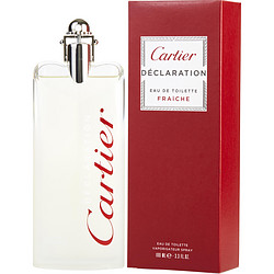 DECLARATION by Cartier EDT FRAICHE SPRAY 3.3 OZ (EDITION 2016) for MEN