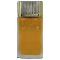 MUST DE CARTIER GOLD by Cartier EDP SPRAY 3.4 OZ - 95% FULL for WOMEN