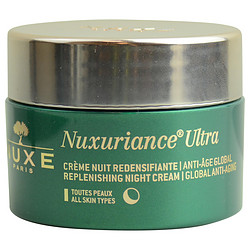 Nuxe by Nuxe Nuxuriance Ultra Anti-Age Global Replenishing Night Cream -/1.5OZ for WOMEN