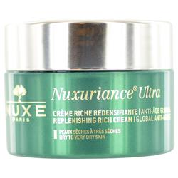 Nuxe by Nuxe Nuxuriance Ultra Anti-Age Global Replenishing Rich Cream (Dry to Very Dry Skin)-/1.5OZ for WOMEN