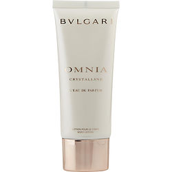 BVLGARI OMNIA CRYSTALLINE by Bvlgari L'EDP BODY LOTION 3.4 OZ for WOMEN