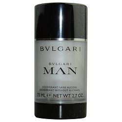BVLGARI MAN by Bvlgari DEODORANT STICK ALCOHOL FREE 2.7 OZ for MEN
