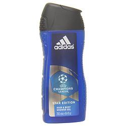 ADIDAS UEFA CHAMPIONS LEAGUE by Adidas HAIR & SHOWER GEL 8.4 OZ for MEN
