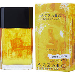 AZZARO POUR HOMME SUMMER by Azzaro EDT SPRAY 3.4 OZ (2015 EDITION) for MEN