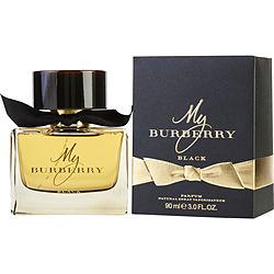 MY BURBERRY BLACK by Burberry PARFUM SPRAY 3 OZ for WOMEN