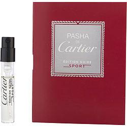 PASHA DE CARTIER EDITION NOIRE SPORT by Cartier EDT SPRAY VIAL for MEN