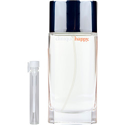 HAPPY by Clinique EDP .04 OZ VIAL for WOMEN