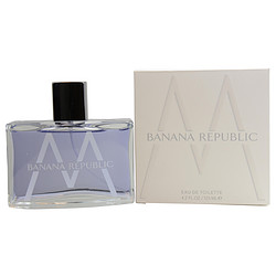 BANANA REPUBLIC by Banana Republic EDT SPRAY 4.2 OZ (NEW PACKAGING) for MEN