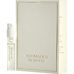 AROMATICS IN WHITE by Clinique EDP SPRAY VIAL for WOMEN