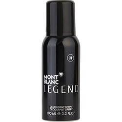 MONT BLANC LEGEND by Mont Blanc DEODORANT SPRAY 3.3 OZ for MEN