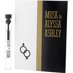 ALYSSA ASHLEY MUSK by Alyssa Ashley EDT VIAL ON CARD MINI for WOMEN