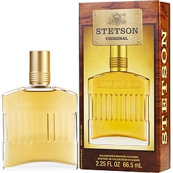 STETSON by Coty Cologne 2.25 OZ (EDITION COLLECTOR'S BOTTLE) for MEN