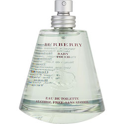 BABY TOUCH by Burberry EDT ALCOHOL FREE SPRAY 3.3 OZ *TESTER for WOMEN