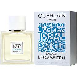 GUERLAIN L'HOMME IDEAL Cologne by Guerlain EDT SPRAY 1.6 OZ for MEN