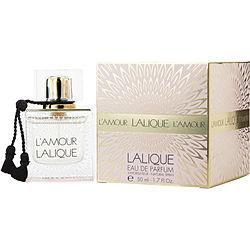 L'Amour Lalique By Lalique Eau De Parfum Spray 1.7 Oz For Women