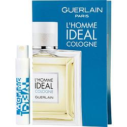GUERLAIN L'HOMME IDEAL Cologne by Guerlain EDT SPRAY VIAL ON CARD for MEN