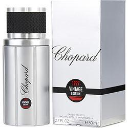 CHOPARD 1927 VINTAGE EDITION by Chopard EDT SPRAY 2.7 OZ for MEN
