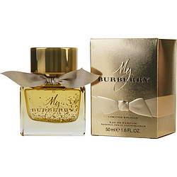 MY BURBERRY by Burberry EDP SPRAY 1.7 OZ (FESTIVE EDITION PACKAGING) for WOMEN