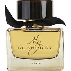 MY BURBERRY BLACK by Burberry PARFUM SPRAY 3 OZ *TESTER for WOMEN