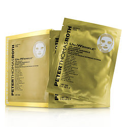 Peter Thomas Roth by Peter Thomas Roth Un-Wrinkle 24K Gold Intense Wrinkle Sheet Mask -6x25ml/0.85oz for WOMEN