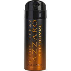 AZZARO by Azzaro BODY SPRAY 5.1 OZ for MEN