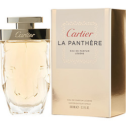 CARTIER LA PANTHERE LEGERE by Cartier EDP SPRAY 3.3 OZ for WOMEN