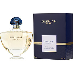 SHALIMAR Cologne by Guerlain EDT SPRAY 3 OZ for WOMEN