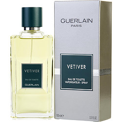 VETIVER GUERLAIN by Guerlain EDT SPRAY 3.3 OZ (NEW PACKAGING) for MEN