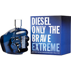 DIESEL ONLY THE BRAVE EXTREME by Diesel EDT SPRAY 4.2 OZ for MEN