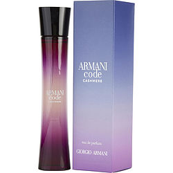ARMANI CODE CASHMERE by Giorgio Armani for WOMEN