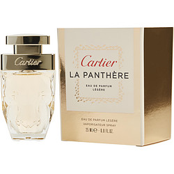 CARTIER LA PANTHERE LEGERE by Cartier EDP SPRAY .8 OZ for WOMEN