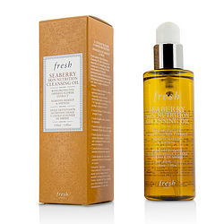 Fresh by Fresh Seaberry Skin Nutrition Cleansing Oil -/5OZ for WOMEN Launched by the design house of Fresh in, Fresh by Fresh for WOMEN posesses a blend of: It is recommended for wear.
