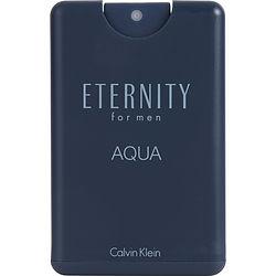 ETERNITY AQUA by Calvin Klein EDT SPRAY .67 OZ for MEN
