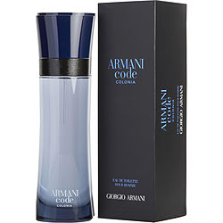 b3ea0b7748 ARMANI CODE COLONIA by Giorgio Armani EDT SPRAY 4.2 OZ for MEN