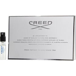 CREED VIRGIN ISLAND WATER by Creed EDP SPRAY VIAL ON CARD for UNISEX