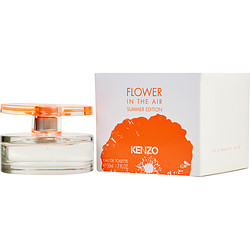 03a07874 KENZO FLOWER IN THE AIR SUMMER EDITION by Kenzo EDT SPRAY 1.7 OZ for WOMEN