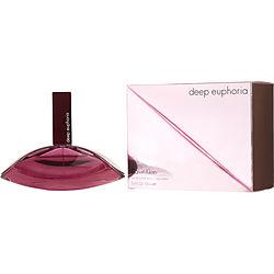 EUPHORIA DEEP by Calvin Klein EDT SPRAY 3.4 OZ for WOMEN