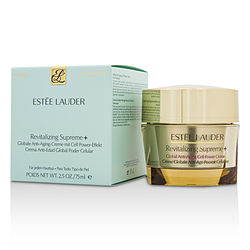 ESTEE LAUDER by Estee Lauder Revitalizing Supreme + Global Anti-Aging Cell Power Creme -/2.5OZ for WOMEN