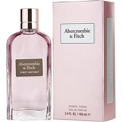 ABERCROMBIE & FITCH FIRST INSTINCT by Abercrombie & Fitch EDP SPRAY 3.4 OZ for WOMEN