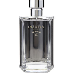 PRADA L'HOMME by Prada EDT SPRAY 3.4 OZ *TESTER for MEN Launched by the design house of Prada in 2016, PRADA L'HOMME by Prada for MEN posesses a blend of: Neroli, Carrot Seeds, Mate, Violet, Iris It is recommended for wear.