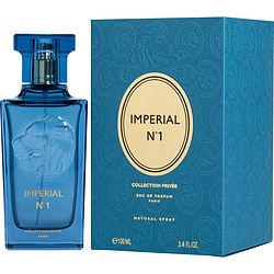 Imperial No. 1 Blue By Collection Privee Eau De Parfum Spray 3.4 Oz For Unisex