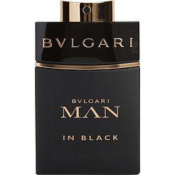 BVLGARI MAN IN BLACK by Bvlgari EDP SPRAY 2 OZ *TESTER for MEN
