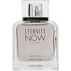 ETERNITY NOW by Calvin Klein AFTER SHAVE LOTION SPRAY 3.4 OZ for MEN