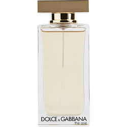 THE ONE by Dolce & Gabbana EDT SPRAY 3.3 OZ *TESTER for WOMEN