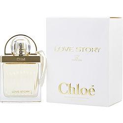 CHLOÉ | CHLOE LOVE STORY by Chloe EAU DE PARFUM SPRAY 1.7 OZ (UNBOXED) for WOMEN | Goxip