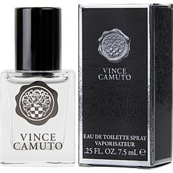 VINCE CAMUTO MAN by Vince Camuto EDT SPRAY .25 OZ MINI for MEN
