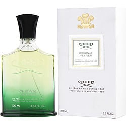 CREED VETIVER by Creed EDP SPRAY 3.3 OZ for MEN