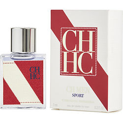 CH CAROLINA HERRERA SPORT by Carolina Herrera EDT .2 OZ MINI for MEN