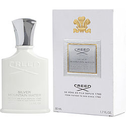 CREED SILVER MOUNTAIN WATER by Creed EDP SPRAY 1.7 OZ for MEN