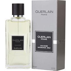 Guerlain Homme L'Eau Boisee By Guerlain Edt Spray 3.3 Oz For Men